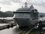 Cruize ship, Panama Canal