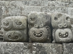 Copan carvings