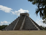 Main pyramid - El Castillo